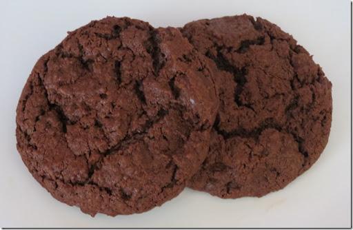 Nigella's Totally Chocolate Chocolate Chip Cookies